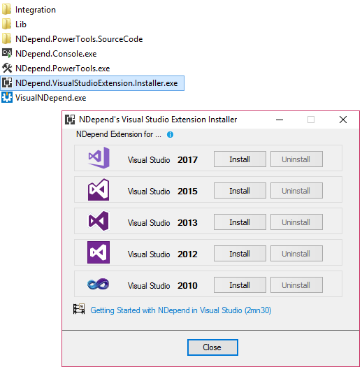 Integrate NDepend into your  Net Core projects ! – Anthony Giretti's
